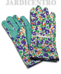 Antiskid Printed Garden Gloves 8,5 JC19814