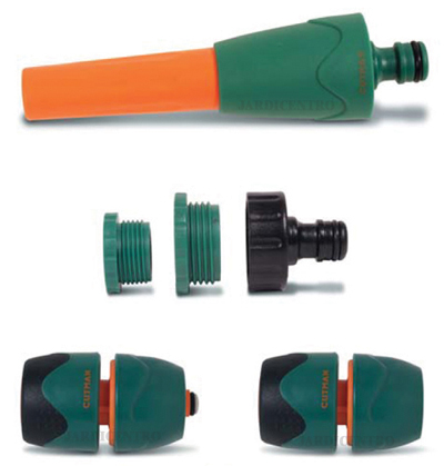 Hose Connector Accessories Adaptable to Hoses