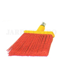 Multi-Star Broom with long bristles( 25 cm. wide) - (Handle not